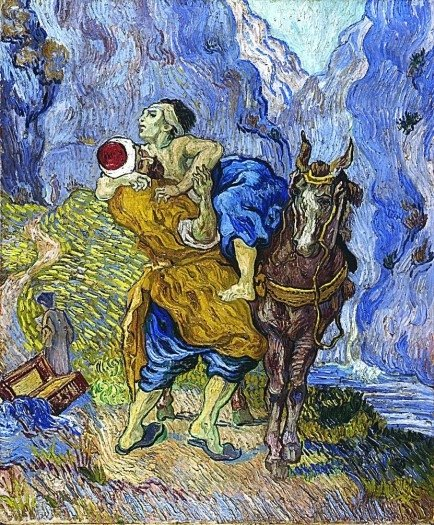 Van Gogh - Samaritaan