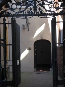 zin in de stad - poort rode weeshuis