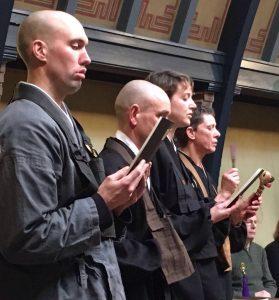de zenboeddhisten