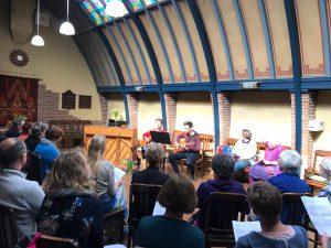 terugblik spring 2019 - Jong Humanisten, Ivo Hengst en Welmer Boiten
